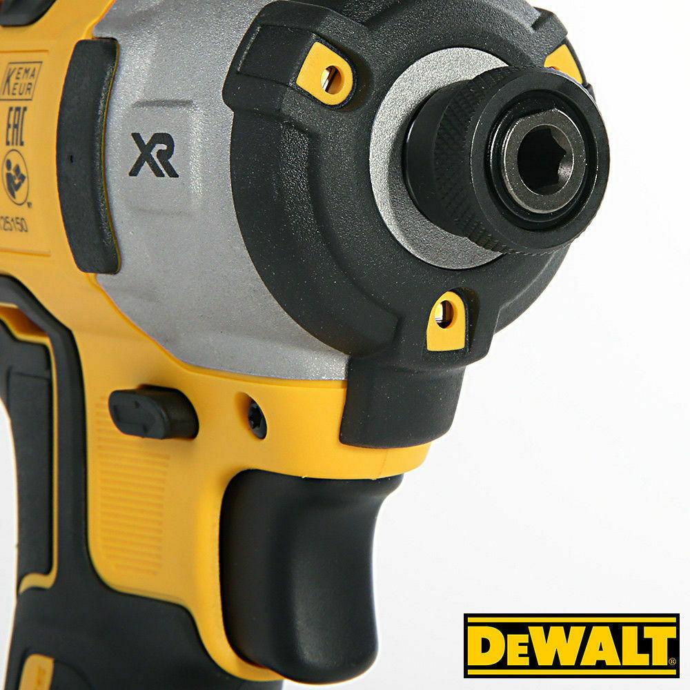 DeWalt DCF887N 18v XR Brushless 3 Speed Impact Driver