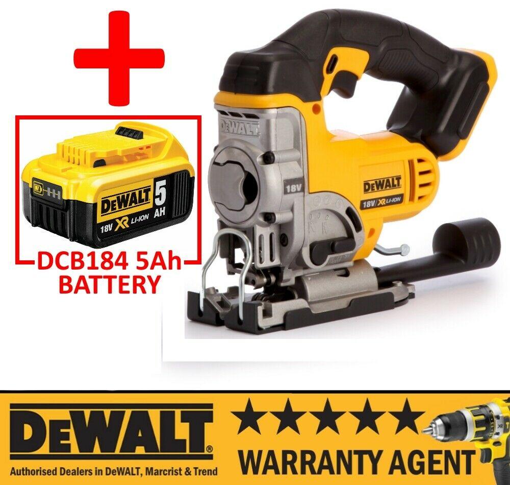 DEWALT DCS331N 18V Cordless Jigsaw for sale online | eBay